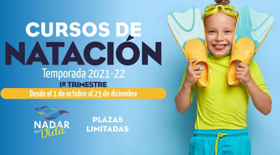 Cursos Natación CORUÑA - Banner Web