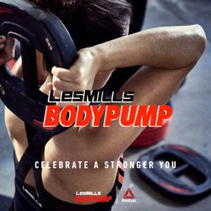 LesMills BodyPump